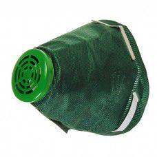10004 Полумаска фильтрующая У-2КFFP1 (ультразвук)  спанбонд  ИУ