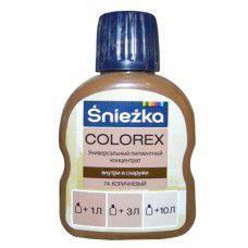 Краситель Colorex 100 мл 74 коричневый