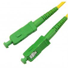 Патч-корд оптический соединительный (SM). 9125 (OS2). SCAPC-SCAPC. (Simplex). LSZH. 10м. арт.50-2026