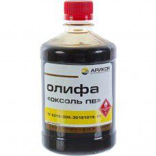 Олифа Оксоль марки ПВ (0.5 л).