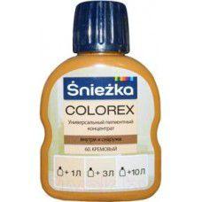 Colorex 60 (кремовый) 100ml концентрат пигментный