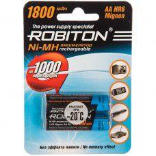 Аккумуляторы Robiton 1800MHAA-2 BL2