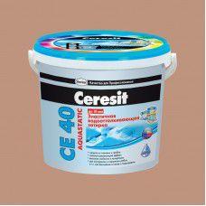 Ceresit СЕ 40 Композиция для заполнения швов. НВ (фуга эластичная бежевая 43). 2 кг