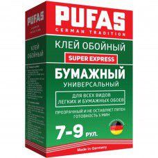 Клей обойный PUFAS Бумажный, GERMAN TRADITION (7-9 рулонов), 180 г