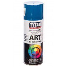 Краска аэрозольная Tytan Professional Art of the colour, синяя RAL5010, 400 мл (арт. 93663) (Китай)