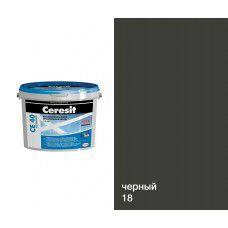 Ceresit CE 40/Композиция для швов НВ(фуга эласт.черный 18),2кг.