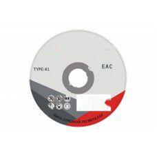 Диск отрезной по металлу GREATFLEX T41-230х1.8х22.2мм Master.