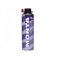 Очиститель монтажной пены MONTA 440мл 615 см3 (65-205)