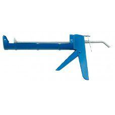 Пистолет для герметиков полукорпусной гладкий шток