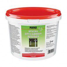 Краска для садовых деревьев  PUFAS . 2 кг