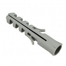 Дюбель распорный 6х30 мм тип S (40 шт в зип-локе) STARFIX. арт.SMZ1-53241-40