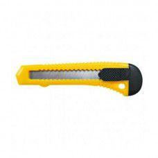 Нож с отламывающимся лезвием, 18 мм