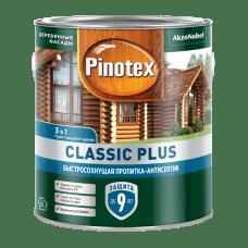 Пропитка-антисептик PINOTEX Classic Plus 3 в 1. Ель натуральная. 0.9л.