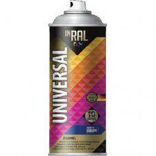 Краска-эмаль аэроз. универсальная белый матовый INRAL 400мл (9003). арт.26-7-6-003