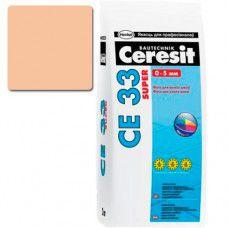 Фуга Ceresit СЕ-33 Super 2кг (карамель №46)