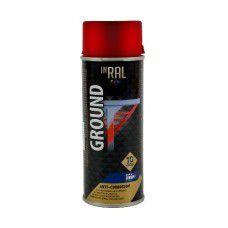 Грунтовка антикоррозийная INRAL GROUND 400мл (красная)