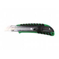 Нож пистолетный с выдвижным лезвием 18мм ВОЛАТ, арт.24102