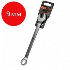 Ключ гаечный рожково-накидной 9мм Satyna