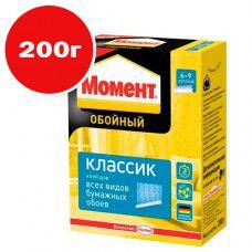 Клей обойный Момент Классик 200г