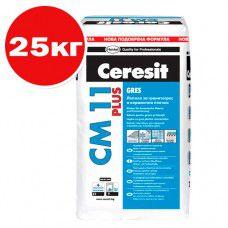 Клей эластичный для плитки «Экстра» Ceresit CM11 25кг