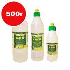 Kлeй полимерный «Супер — Мастер» (водо — морозостойкий)  0.5л