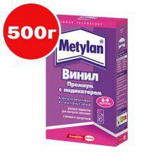 Клей обойный Metylan Винил Премиум 500г