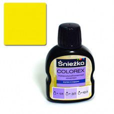 Пигмент концентрат Sniezka Colorex №11 лимонный, 100мл