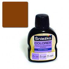 Пигмент концентрат Sniezka Colorex №75 темно-коричневый, 100мл