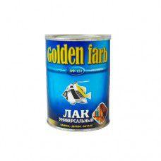 Лак ПФ-157 GOLDEN FARB универсальный 0.8 кг