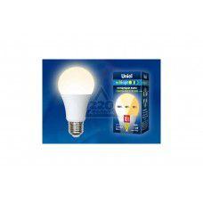 "Лампа светодиод.""Uniel"" GLOBE 10W теплый свет Е27"