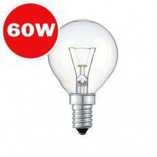 Лампа накаливания Е14 60Вт 230В