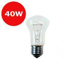 Лампа накаливания Е27 40Вт 230В m50