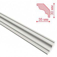 Плинтус потолочный МК Н35мм W30мм 2м