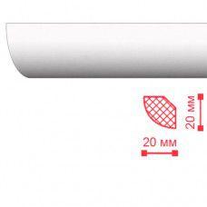 Плинтус  потолочный  2м ММ Н20мм W20мм