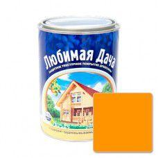 Защитно-декоративное покрытие для древесины Любимая Дача (0.75л) - груша