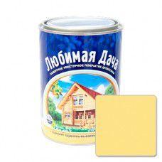Защитно-декоративное покрытие для древесины Любимая Дача (0.75л) - сосна