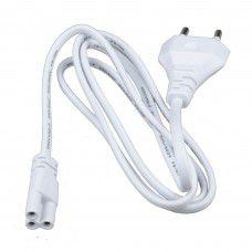 Провод для подключения светильника ULI-E01x к сети 220В   120см. Белый. ТМ Uniel.