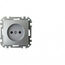Розетка РС16-524 серебро